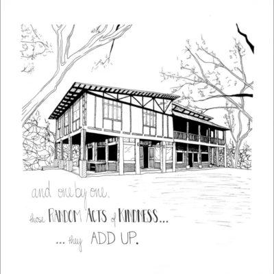 August print